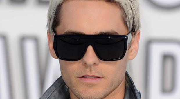 Jared Leto is being linked to a film about the TT race