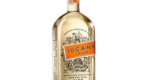 <b>1. 10 Cane</b><br/> Created by Hennessy master blender Jean Pineau, this bright rum is a riot of tropical flavours and spicy aromas. Think vanilla ice cream with just a hint of spice in the finish. <br/> <b>Price:</b> £33.00, fortnumandmason.com