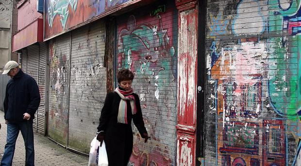 Derelict shops should be turned into new housing, says think-tank