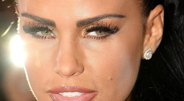 Glamour model Katie Price recently filed for divorce from her second husband