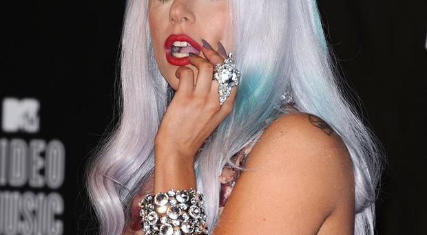 Lady Gaga has become as well known for her wardrobe as her songs