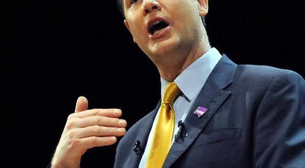 Nick Clegg will miss the launch of the Liberal Democrats' 'Yes to AV' campaign