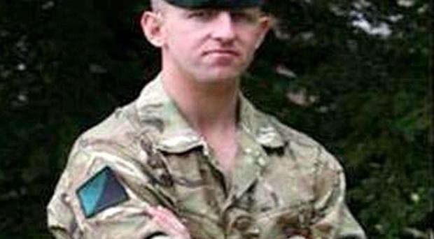 Lance Corporal Stephen McKee from 1st Battalion The Royal Irish Regiment died in Afghanistan