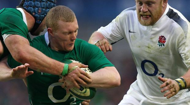 <b>Keith Earls - 8</b><br /> Earls' move to full-back, viewed as a gamble, was a total success. A threat all afternoon