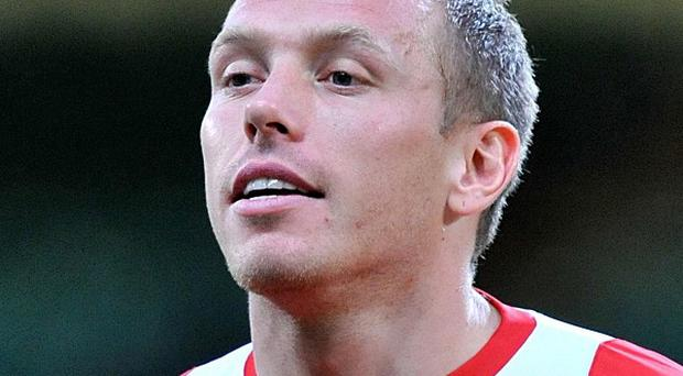 Craig Bellamy was among the players who witnessed a fan falling from the upper tier of Millwall's stadium