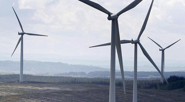 A Kildare-based wind turbine manufacturer said it plans to create 50 jobs over the next three years