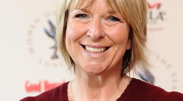Fern Britton says that TV presenting isn't a job for life