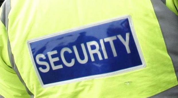Private security guards are gaining limited policing powers under a new Government scheme