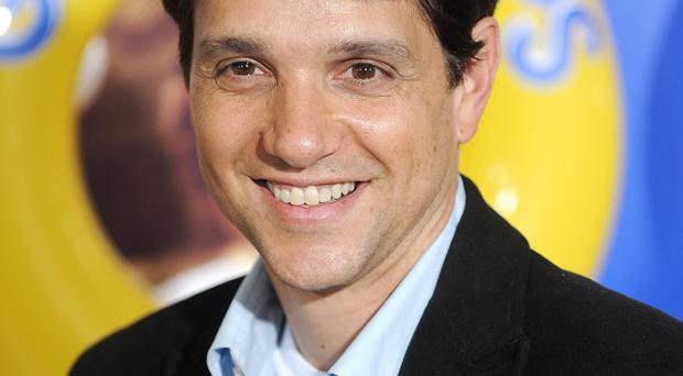 Former Karate Kid Ralph Macchio topped the scoreboard on the first episode of Dancing With The Stars (AP)