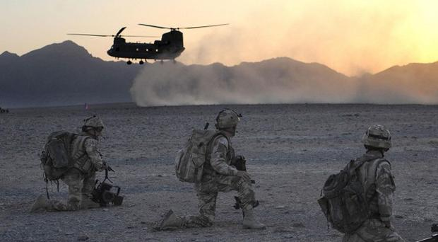 Afghan forces are to take control of security in Lashkar Gah in July in a major step towards the withdrawal of British troops