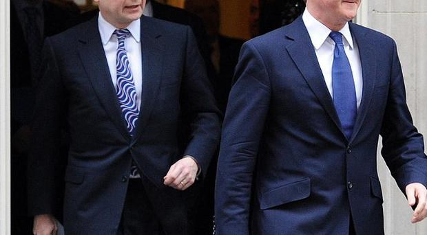 Prime Minister David Cameron and Foreign Secretary William Hague want Nato to play a 'key role' in Libya