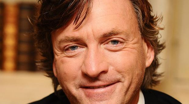 Richard Madeley thinks Chloe's fall added to the drama