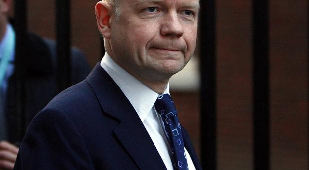 The UK is to devote an extra six million pounds to anti-piracy efforts in the Indian Ocean, William Hague has said