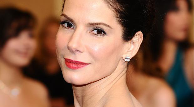 Sandra Bullock has been showing off video of her son Louis, reveals co-star Viola Davis