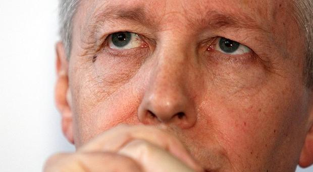 Peter Robinson has described comments by Martin McGuinness as an electoral tactic