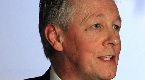 First Minister Peter Robinson has hailed the Social Investment Fund designed to reduce poverty and unemployment