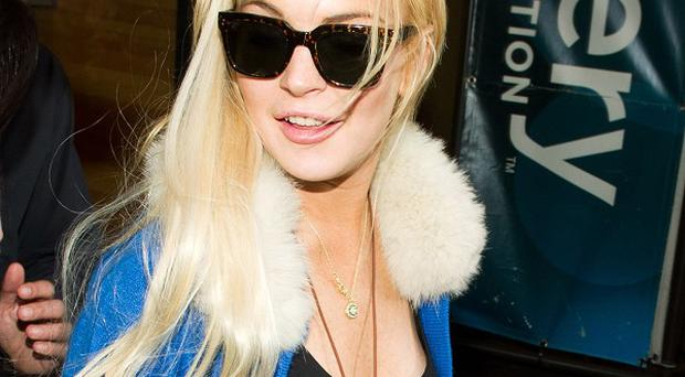 Lindsay Lohan is reportedly estranged from her father Michael