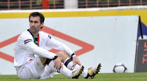 H&W Welders have dismissed rumours that Keith Gillespie is set to join their ranks