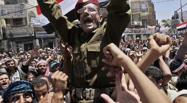 British embassy officials in Yemen are being withdrawn from the country with 'immediate effect'