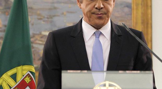 Portuguese prime minister Jose Socrates resigned on Wednesday (AP)