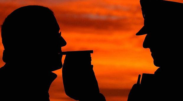 A total of 267 suspected drink-drivers were arrested over the St Patrick's Bank Holiday
