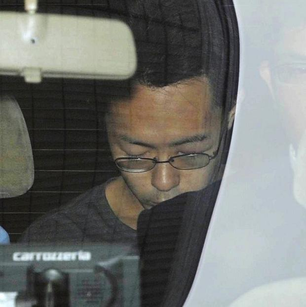 Tomohiko Kato, the man behind a mass stabbing attack in Tokyo in 2008, has been sentenced to death (Kyodo News)