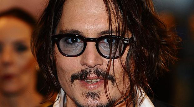Johnny Depp will have a cameo role in Ricky Gervais' latest TV comedy