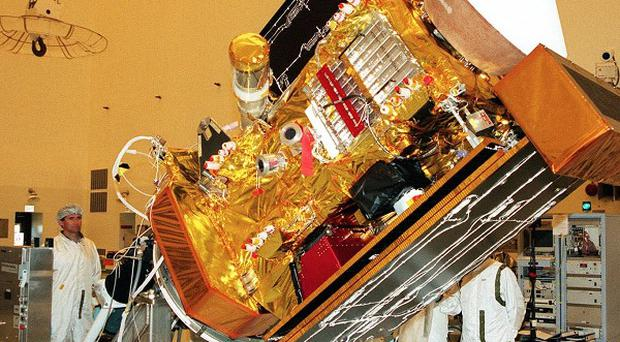The Stardust spacecraft has been shut down after a 12-year career (AP)