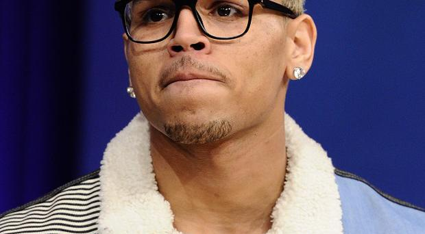 Singer Chris Brown has apologised for his actions