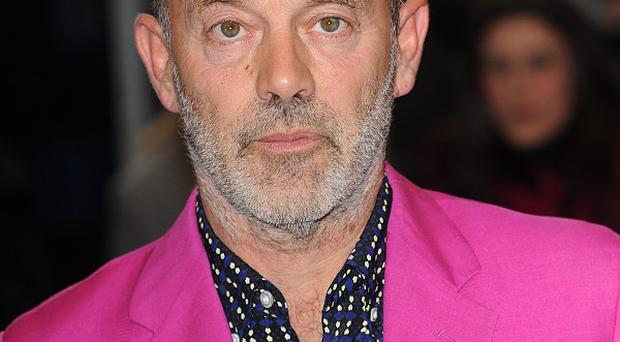 Keith Allen is playing an East End gangster