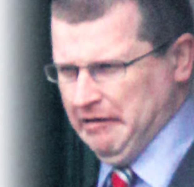 Dr Brian Crowe was axed following the revelations on Thursday