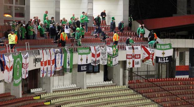 Serbia 2 Northern Ireland 1