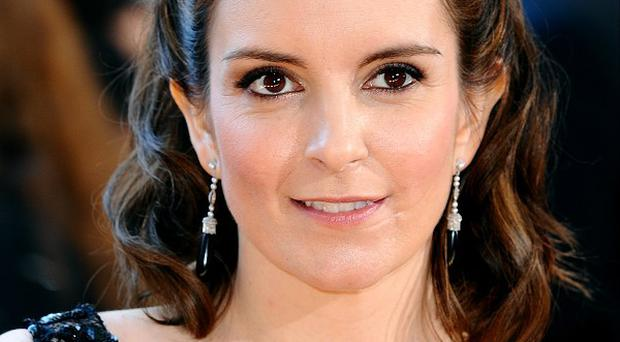 Tina Fey won best actress in a comedy for Date Night