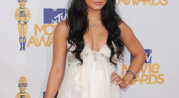 Vanessa Hudgens loved hearing all of Sir Michael Caine's tales