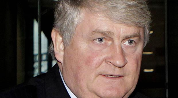A journalist who once worked for businessman Denis O'Brien has quit amid the fallout over the Moriarty Tribunal