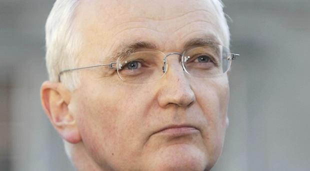 John Gormley is to step down as Green Party leader