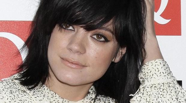 Lily Allen has been sounded out about joining the X Factor judging panel
