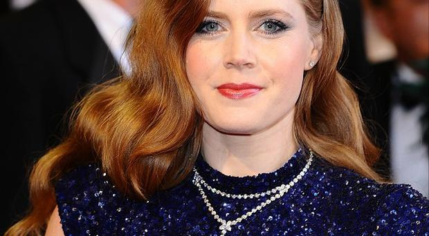 Amy Adams is the perfect Lois Lane for Zack Snyder