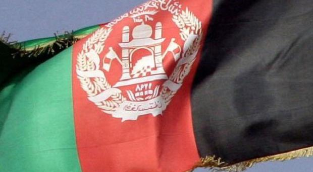 Twenty people have been killed in a bomb blast at a building firm in Afghanistan