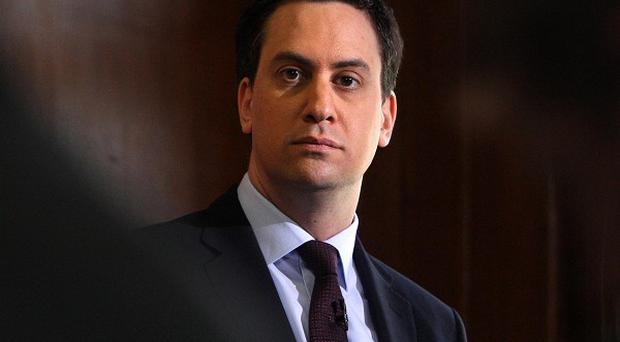 Labour Leader Ed Miliband says changing the voting system will benefit Britain's 'progressive majority'