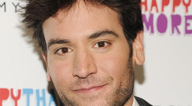 Josh Radnor is enjoying positive reviews for his new film