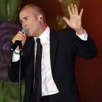 Phil Oakey of Human League said he wanted to move with the times