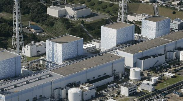 Radioactive iodine detected in the UK is believed to be from the Fukushima nuclear plant in Japan (AP/Kyodo News)