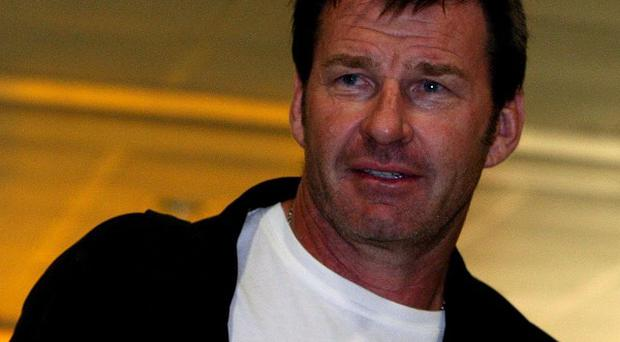 Nick Faldo opened a golf academy at Lough Erne Resort in Co Fermanagh