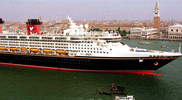 Rebecca Coriam was working on the Disney Wonder cruise ship when she went missing