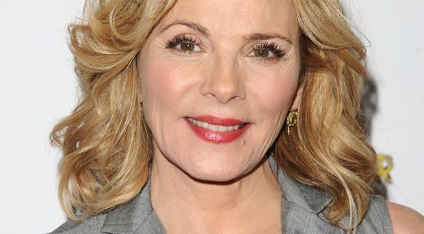 Kim Cattrall stars in the new film Meet Monica Velour