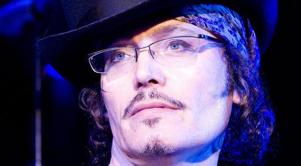 Adam Ant has a new band The Good, The Bad and the Lovely Posse