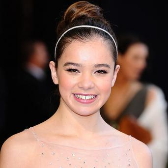 Hailee Steinfeld could be turning her hand to the Sleeping Beauty story