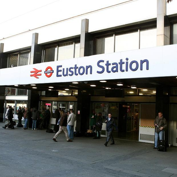HS2 rail link will mean Euston station in London becoming a building site for seven years, claims TaxPayers' Alliance