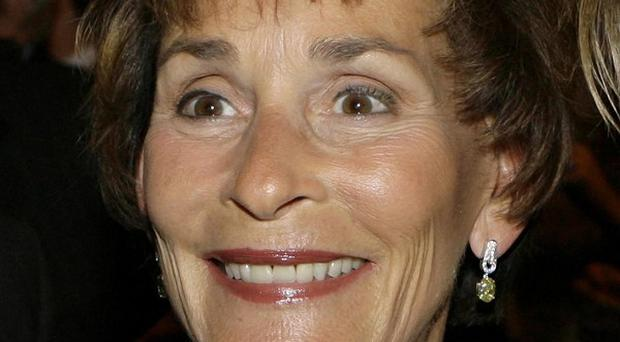 TV's Judge Judy Sheindlin was rushed to hospital in Los Angeles (AP)